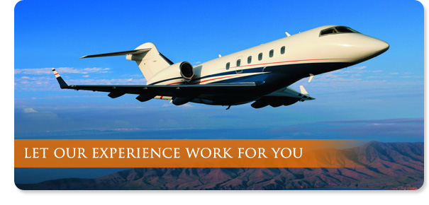 Let our experience work for you.